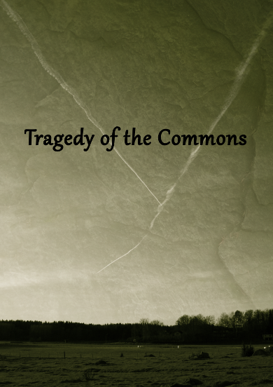 tragedy of the commons med text